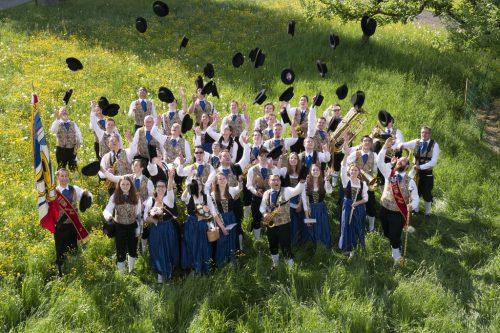 Das 130-Jahr-Jubiläum wird in knapp einem Monat mit dem großen Bezirksmusikfest gefeiert.MHV Altach