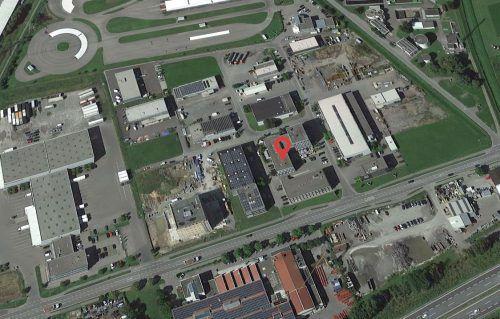 """Das Elektronikunternehmen Omicron hat für 9,4 Millionen Euro den """"Interpark Focus 3"""" gekauft.VN/Steurer"""