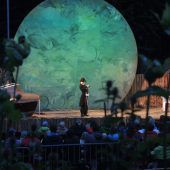 Shakespeare am Berg