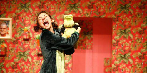 """Das Grazer Mezzanin Theater ist heute ab 15 Uhr mit dem Stück """"Anna und die Wut"""" in der Remise Bludenz zu Gast. Nestroy"""