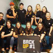 Altacher Jugendtreff heißt jetzt BackUp #1