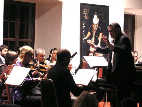 Das Kammerorchester Arpeggione lädt am Samstag zum 3. Abokonzert.the