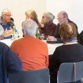 Rankweiler diskutierten über das Leben im Alter