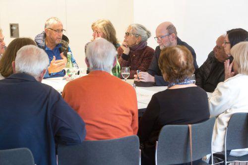 Das Leben im Alter wurde vergangene Woche in Rankweil intensiv diskutiert. Eine Arbeitsgruppe hat sich formiert und wird einen Vorschlag ausarbeiten. Rankweil/Mathis