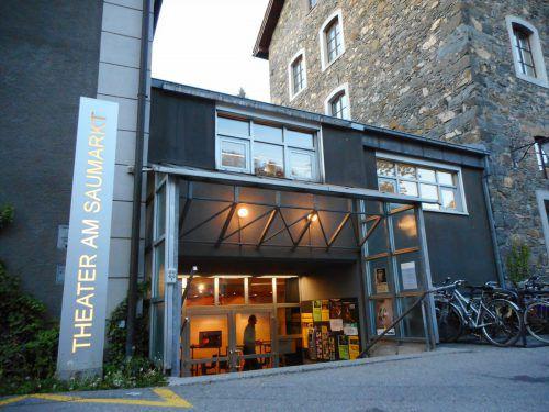 Das Theater am Saumarkt bietet im Rahmen der Feldkircher Literaturtage ein reichhaltiges Programm.Kogelnig