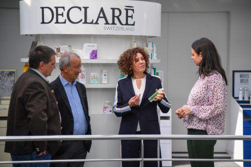 Declaré war die erste Marke, die die Inhaltsstoffe deklariert hat.