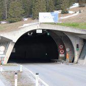 Aufwendige Tunnelsanierung