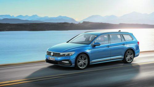 Der Altmeister der Lader-Mittelklasse wurde gerade überarbeitet. Der VW Passat Variant ist weiterhin in einer Reihe von Varianten zu haben.