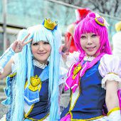 Manga und Anime statt Geisha und Sumo
