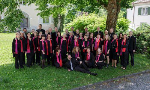 Der Bregenzer Kammerchor veranstaltet ein Konzert im CUBUS in Wolfurt.