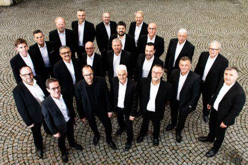 Der Dornbirner Männerchor Mann o Mann bringt ein einzigartiges Konzert auf die Bühne des Kulturhauses. veranstalter
