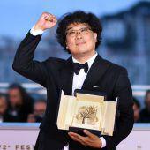 Südkorea feiert erste Goldene Palme