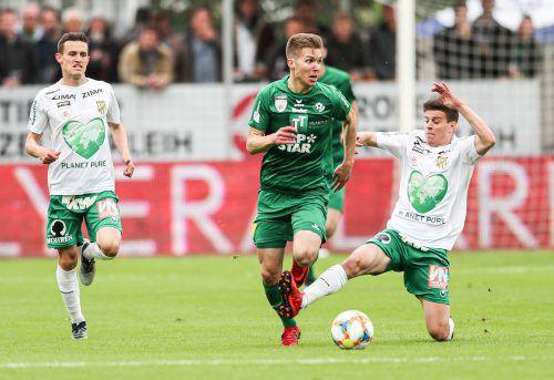 Der Harder Sebastian Santin ist mit Wattens auf dem Weg in die Bundesliga.gepa
