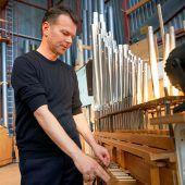 Rieger baut Orgel für Festspielproduktion