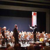 Bunter Muttertagsstrauß der Musikfreunde Bregenz