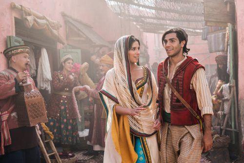 """Der neue """"Aladdin"""" zeigt eine schöne Welt, wie man sie von Disney gewohnt ist. Disney"""
