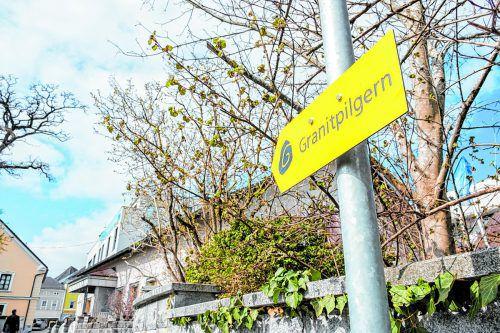 Der neue Granitpilgerweg führt durch das Obere Mühlviertel.Beate Rhomberg (2)