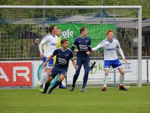 Der SC Admira spielte stark gegen Röthis, musste sich am Ende trotzdem klar 1:4 geschlagen geben.cth