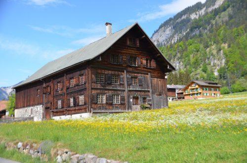 Der Thöny-Hof in Wald am Arlberg ist seit Jahren die Heimat des Klostertalmuseums. DOB