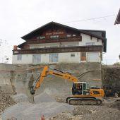 In Damüls entsteht 102-Meter-Tunnel
