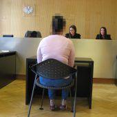 Haft für diebische Altenpflegerin