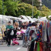 Bludenz wird am Wochenende zur Marktmetropole