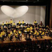Junge Musiker geben den Ton an