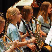 Musikernachwuchs auf großer Bühne