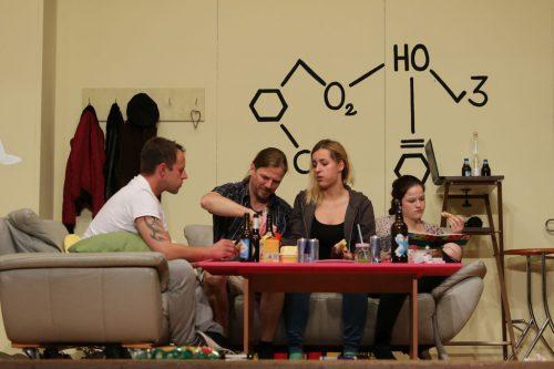 Die Küchenparty in Krumbach geht am Wochenende weiter.theater krumbach