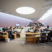 Landtag diskutiert Klimaschutz, Jugendhilfe und Volksschulpaket