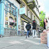 Individuell shoppen im Karolinenviertel
