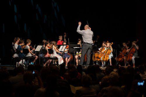 Die Musikschule Dornbirn präsentiert am Sonntag vielseitiges Programm. MSD/C. Begle