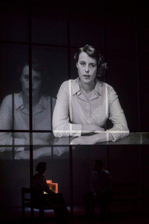 """Die Premiere der Produktion """"Der Flüchtling"""" von Fritz Hochwälder wurde am Freitagabend im Kornmarkttheater sehr gut aufgenommen. VN/Paulitsch"""