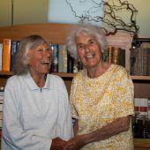 Seit Jahrzehnten eine innige Schwesternbande