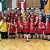 Mädchen mit goldener Ausbeute und Silber für Vorarlbergs Burschen