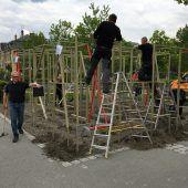 70.000-Euro-Kunstwerk muss als Sicherheitsrisiko entfernt werden
