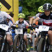 Sperre wegen Radrennens