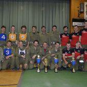 31 Wettkampfgruppen beim Kuppelcup