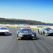 Sieben Teams zündenin der DTM den Turbo