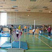 Sanierte Sporthalle zum neuen Schuljahr