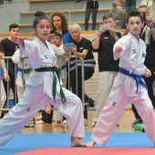 Taekwondo-Nachwuchs misst sich