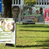 Parallel stattfindende Wahlkämpfe