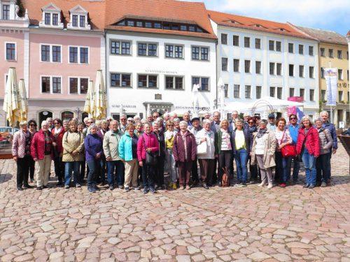Die Wolfurter Senioren verbrachten fünf schöne Tage in Dresden. sb Wolfurt