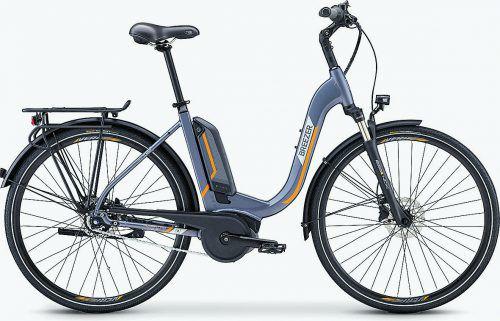 E-Bikes von Breezer gibt es noch bis 25. Mai 2019 bei Mario's Bike in Hohenems für VN-Abonnenten zum Aktionspreis. breezer