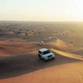 Die größte Sandwüste der Welt