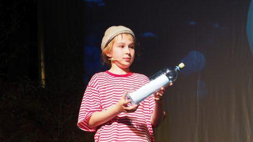 Elena Rigo spielte im Musiktheater die Rolle des Jens.
