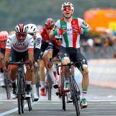 Etappensieg fürViviani beim Giro