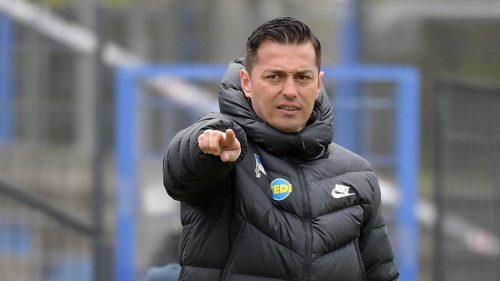 Er soll nächste Saison die Hertha wieder zu mehr Erfolgen führen: Ante Covic.Citypress
