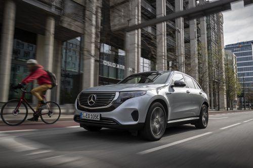 Erste VN-Testfahrt mit den Mercedes EQC: Emissionsfreie Mobilität trifft auf Mercedes-Tugenden alter Schule.werk