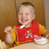 So essen auch Kinder gesünder